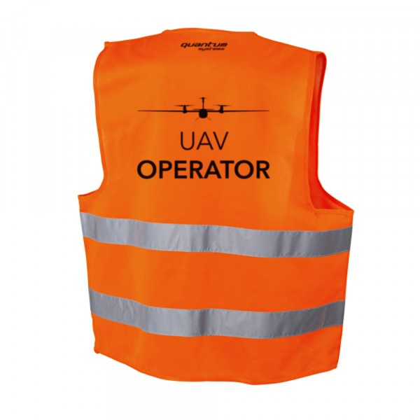 Trinity F90+ Reflective UAV Operator Vest