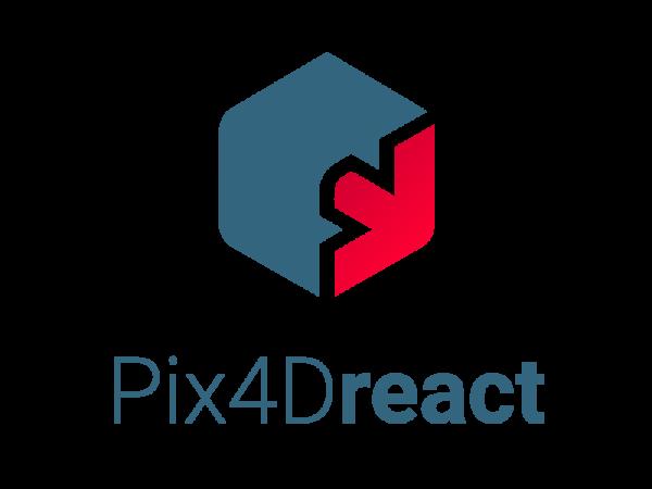 Pix4Dreact - Yearly rental license