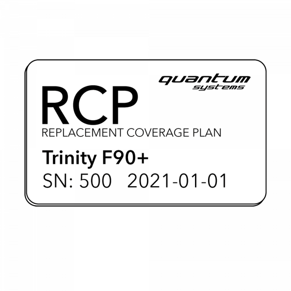 Replacement Coverage Plan #1 (Purchase with Trinity)