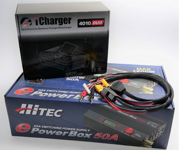 Tron F90+ Charger